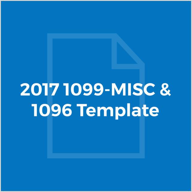 1099 Misc Template – beautytemplate