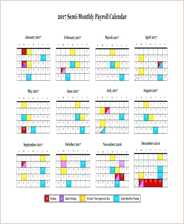 Bi Weekly Calendar Template Bi Weekly Calendar Template Free