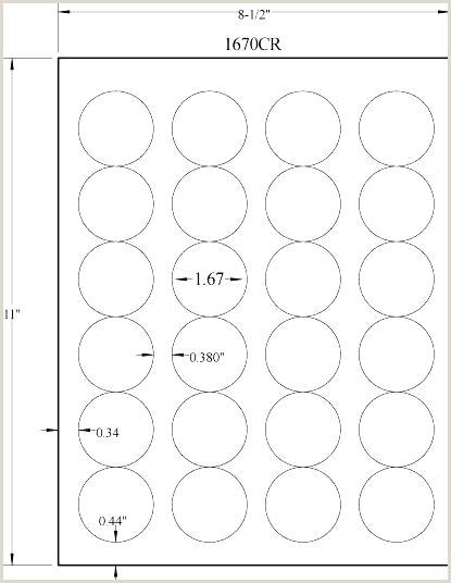 6 circle template
