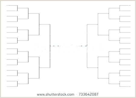 32 Team Bracket Excel Team Bracket Blank Template 10 Teams tournament – Nenne