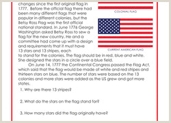July 4th Independence Day Worksheets & Free Printables