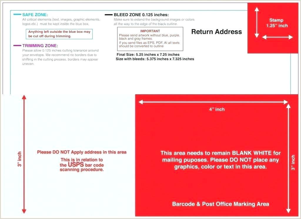 4—6 postcard printing template