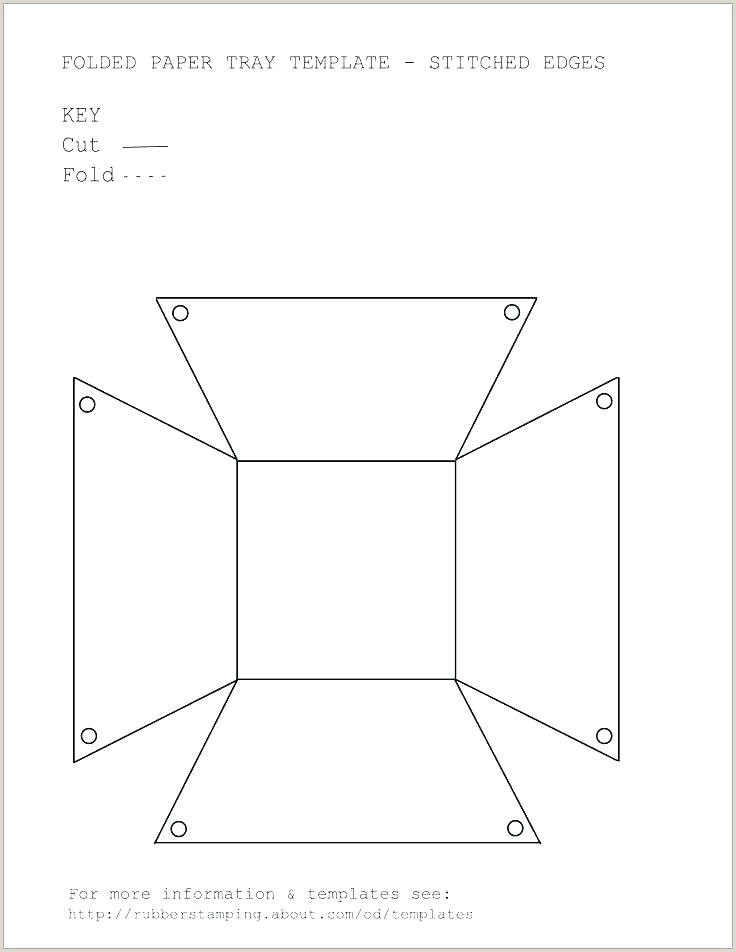 5x7 Folded Card Template for Word 5 X 7 Card Template