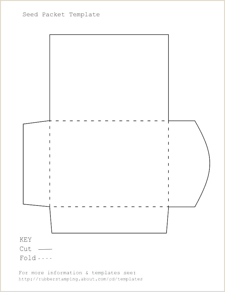 envelope template for 5—7 card