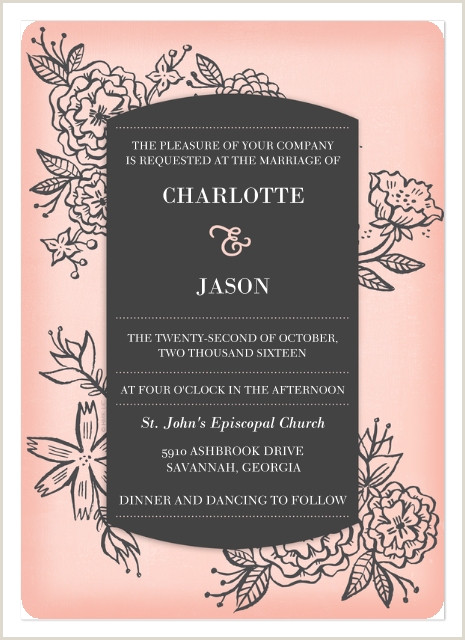 5x7 Invitation Templates Wedding Invitations Design Your Own Wedding Invites