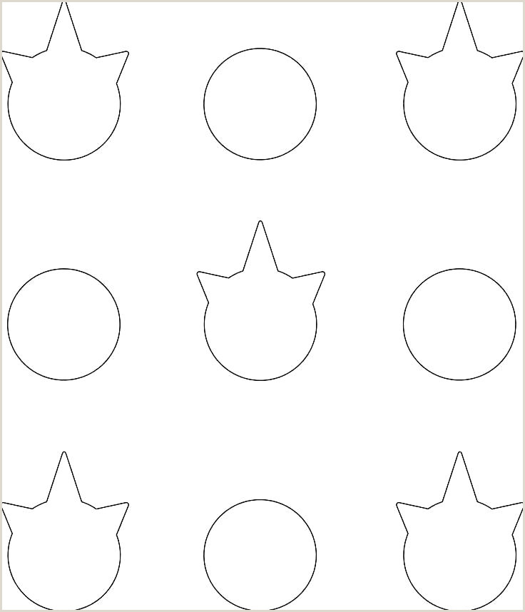 4 inch heart template