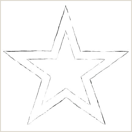 Folding Paper Stars 6 Inch Star Template 6 Sided Star