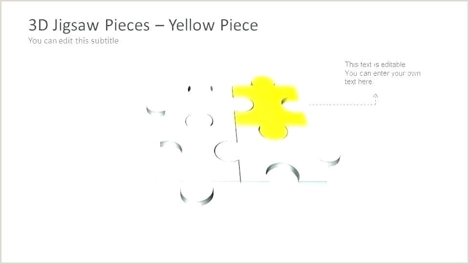 Editable Puzzle Pieces