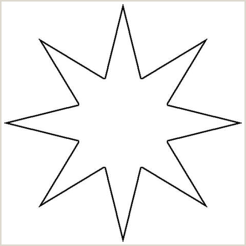 6 Pointed Star Template 5 and 8 Point Stars Bing Images Sewing