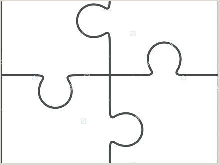 22 piece puzzle template