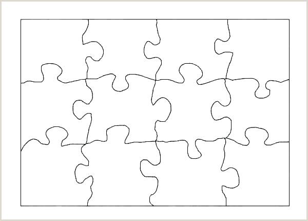 7 Piece Puzzle Template Vector Puzzle Pieces Illustrator at Free for 22 Piece Jigsaw