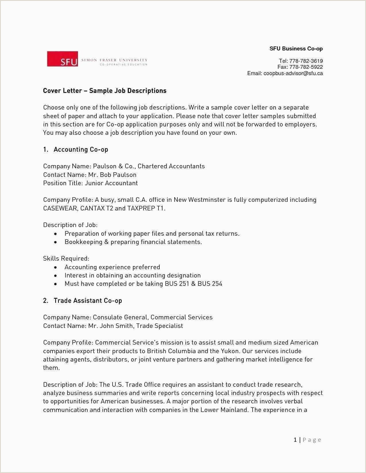 Accountant Resume Examples Best Cover Sheet for Resume Best