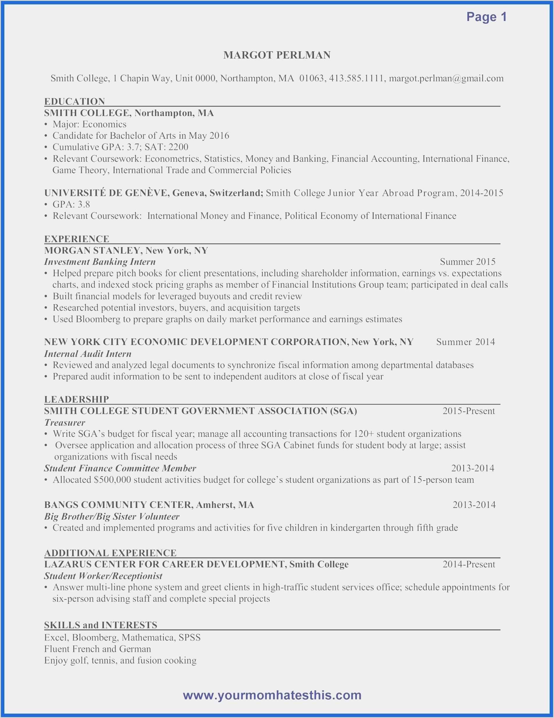 Accountant Cv Sample Cv Models Collections De ¢Ëœ 40 Cv Resume Template Ekla Kerlann