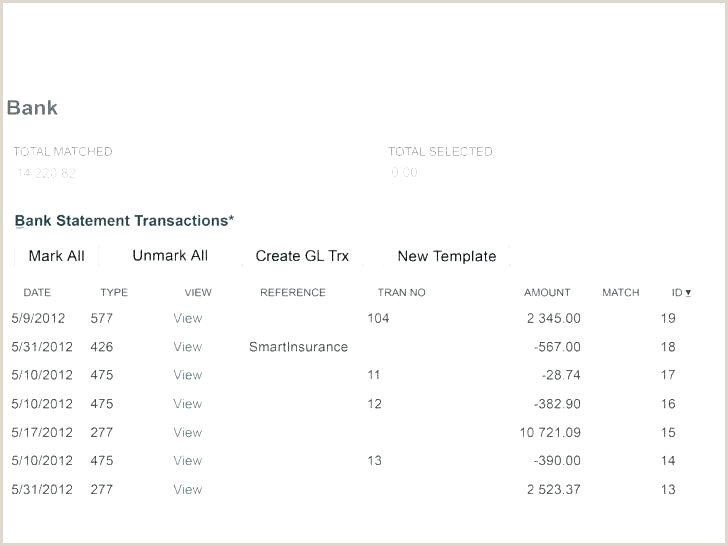 Accounting Coach Bank Reconciliation Bank Reconciliation form Accounting In Excel format Free