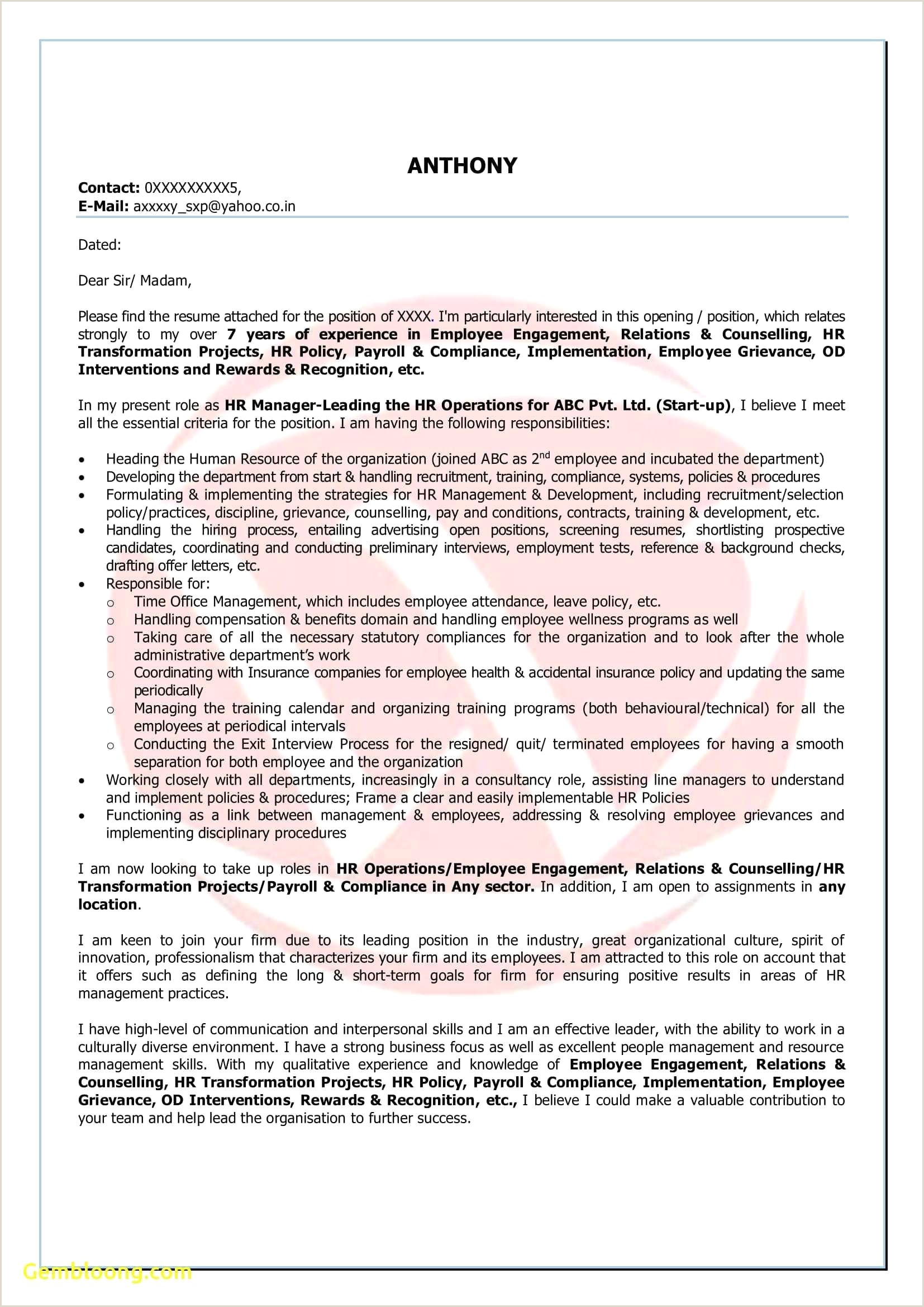 Accounting Cover Letters Sample Accountant Cover Letter Example New Job Application Letter