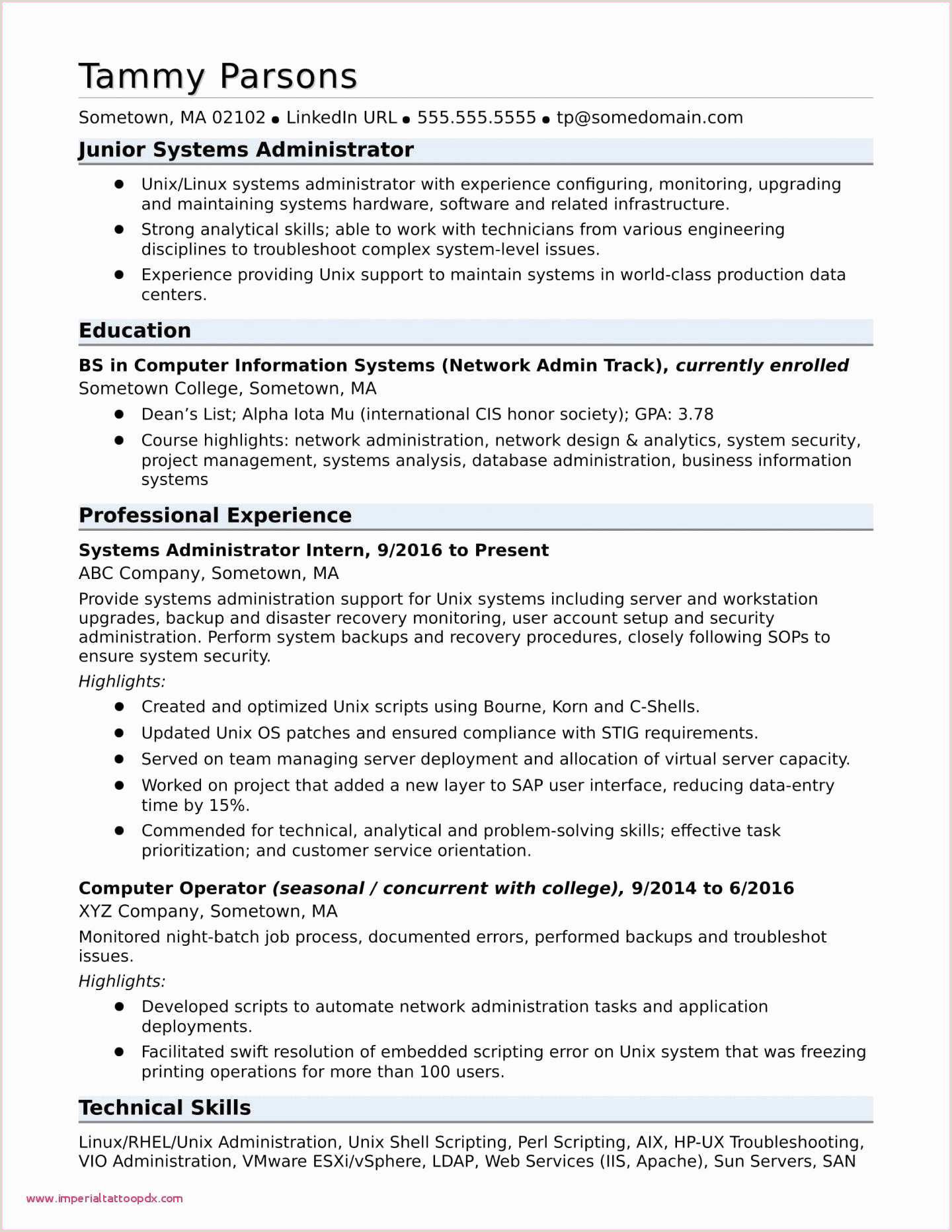 Administrative assistant Skills List Cover Letter Examples Administration Inspirational