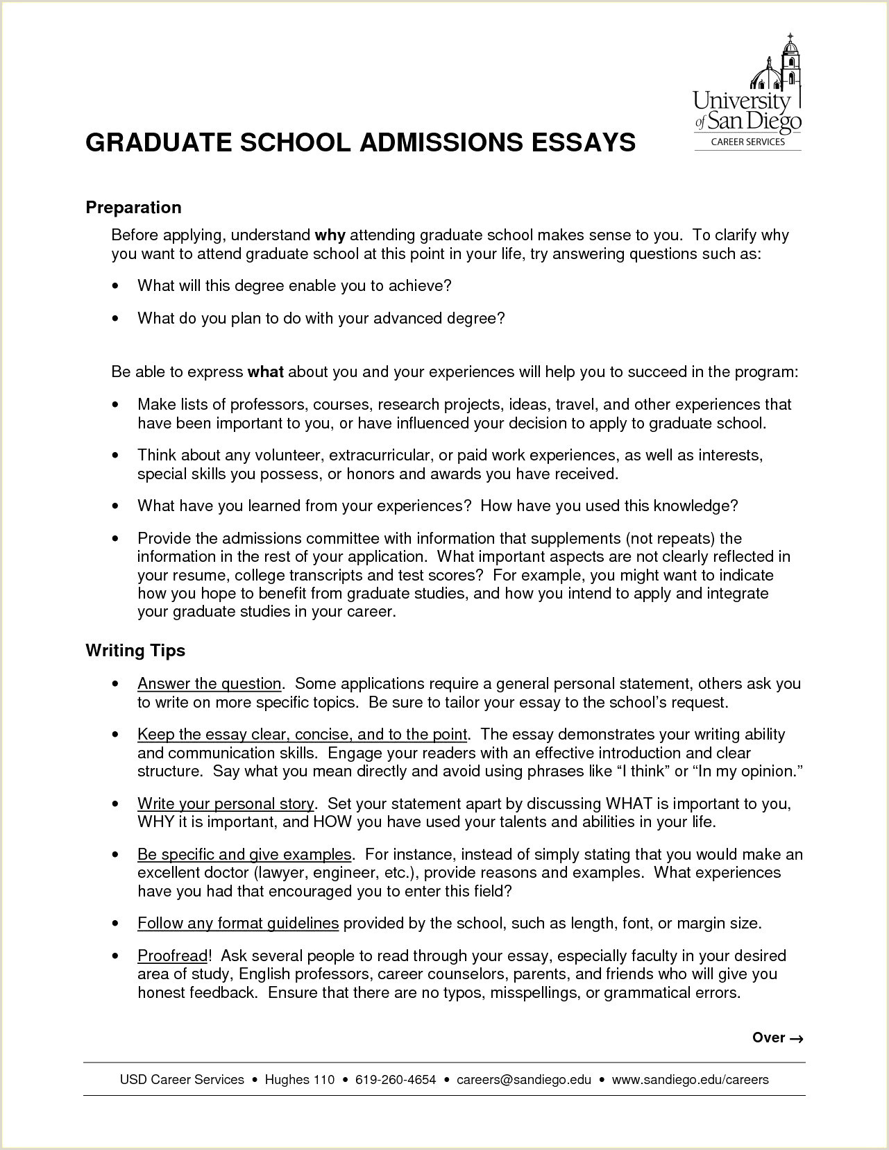 Admissions Officer Cover Letter 10 Preparing A Resume and Cover Letter