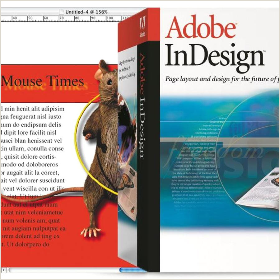 InDesign at 20 how Adobe beat Quark to be e the graphic