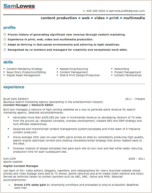Advertising Account Executive Resume 25 Free Resume Templates for Microsoft Word & How to Make