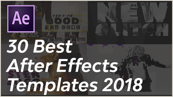 After Effects Title Animation Free Premiere Pro Templates Mega List [75 Amazing Freebies]
