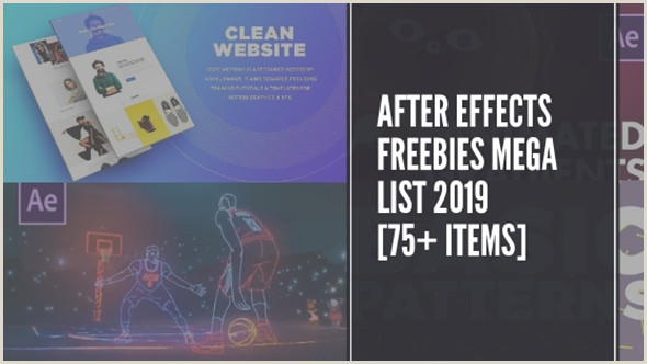 After Effects Typography Template Free Free Premiere Pro Templates Mega List [75 Amazing Freebies]