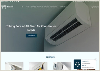 Air Conditioner Website Templates Free Download 6000 Free E Merce and Business Website Design Templates