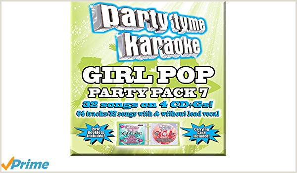 All White Party Flyer Various Artists Party Tyme Karaoke Girl Pop Party Pack 7