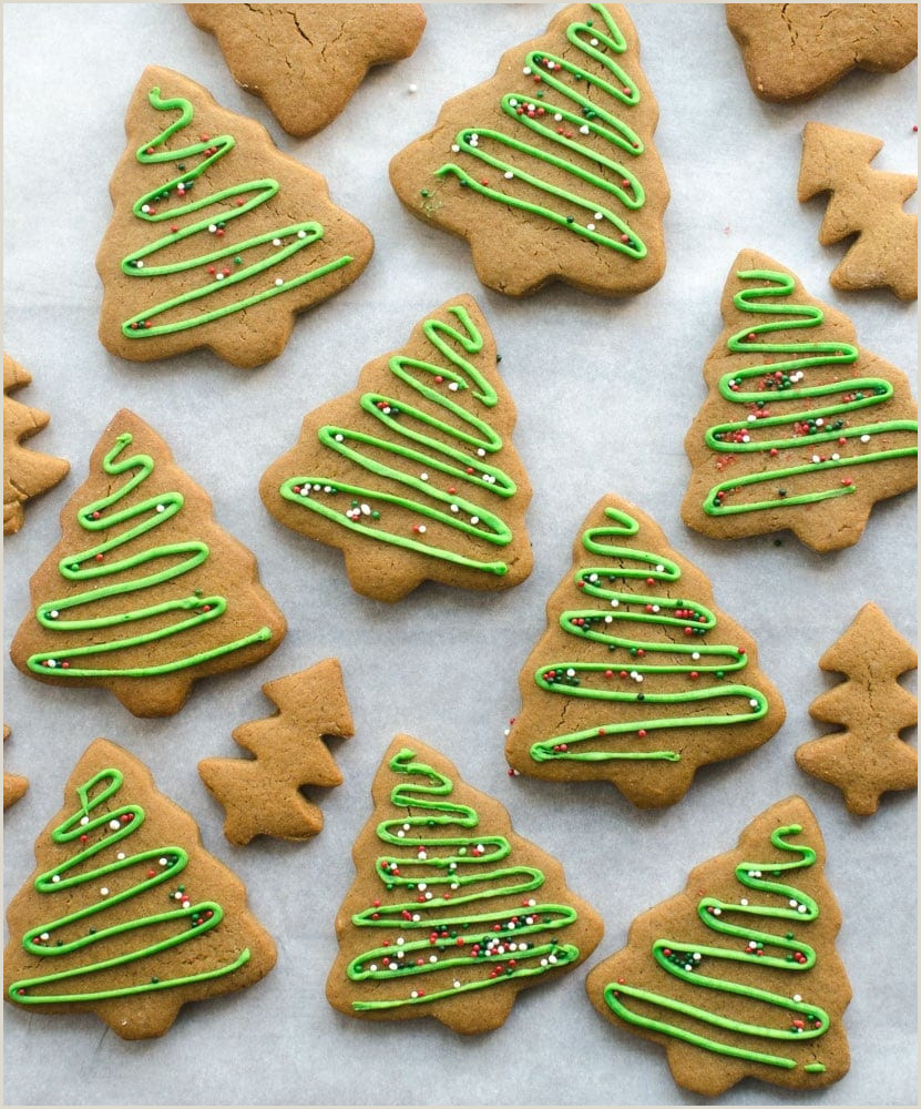 Alternative Gingerbread Man Story Gingerbread Cookie Recipe