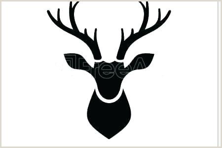 3d Angel Template Reindeer Download Your Deer Head Free