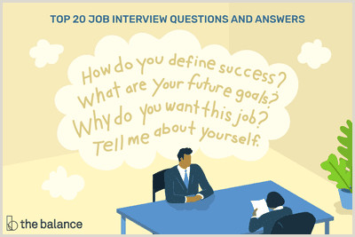 Top 20 mon Job Interview Questions and Answers