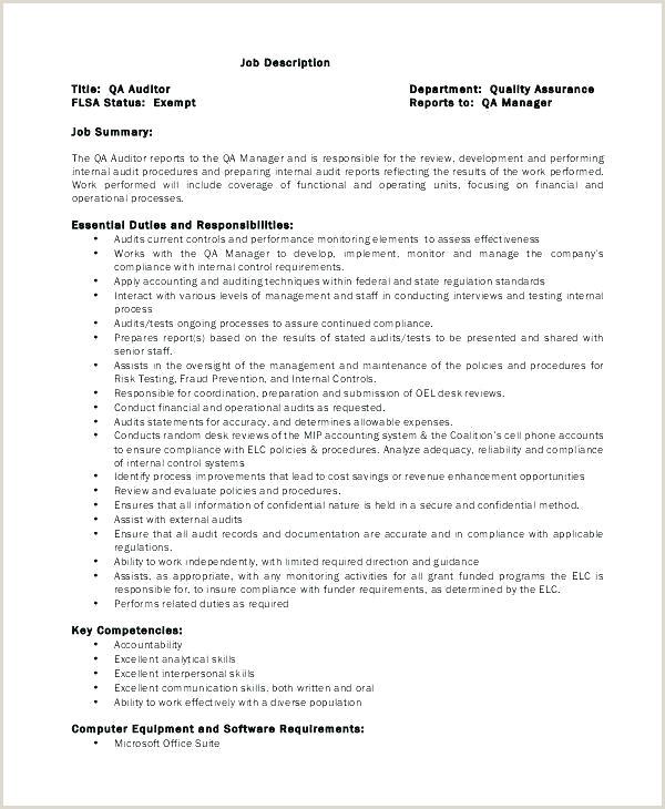 Front Desk Medical fice Job Description Resume Template