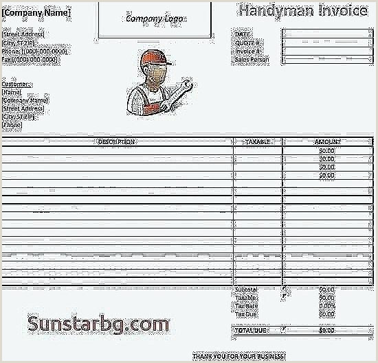 automotive work order template word