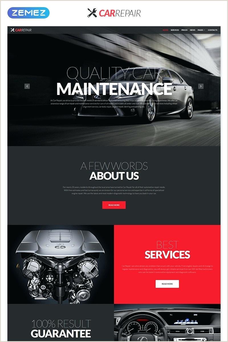 Auto Repair Template Excel Car Repair Template