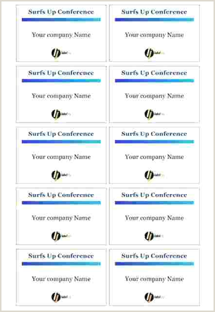Avery 5392 Template Word Name Badge Inserts – Qualifiedsolutions