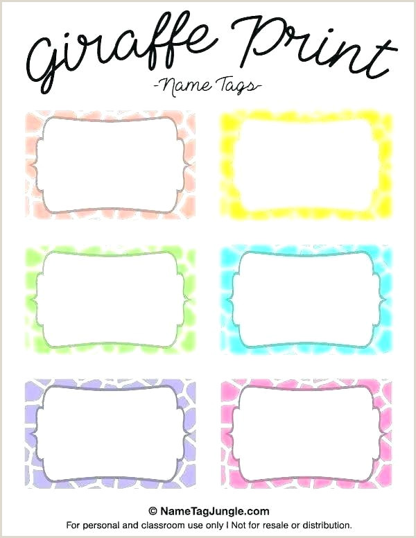 Baby Shower Name Tags Baby Shower Name Tags Template