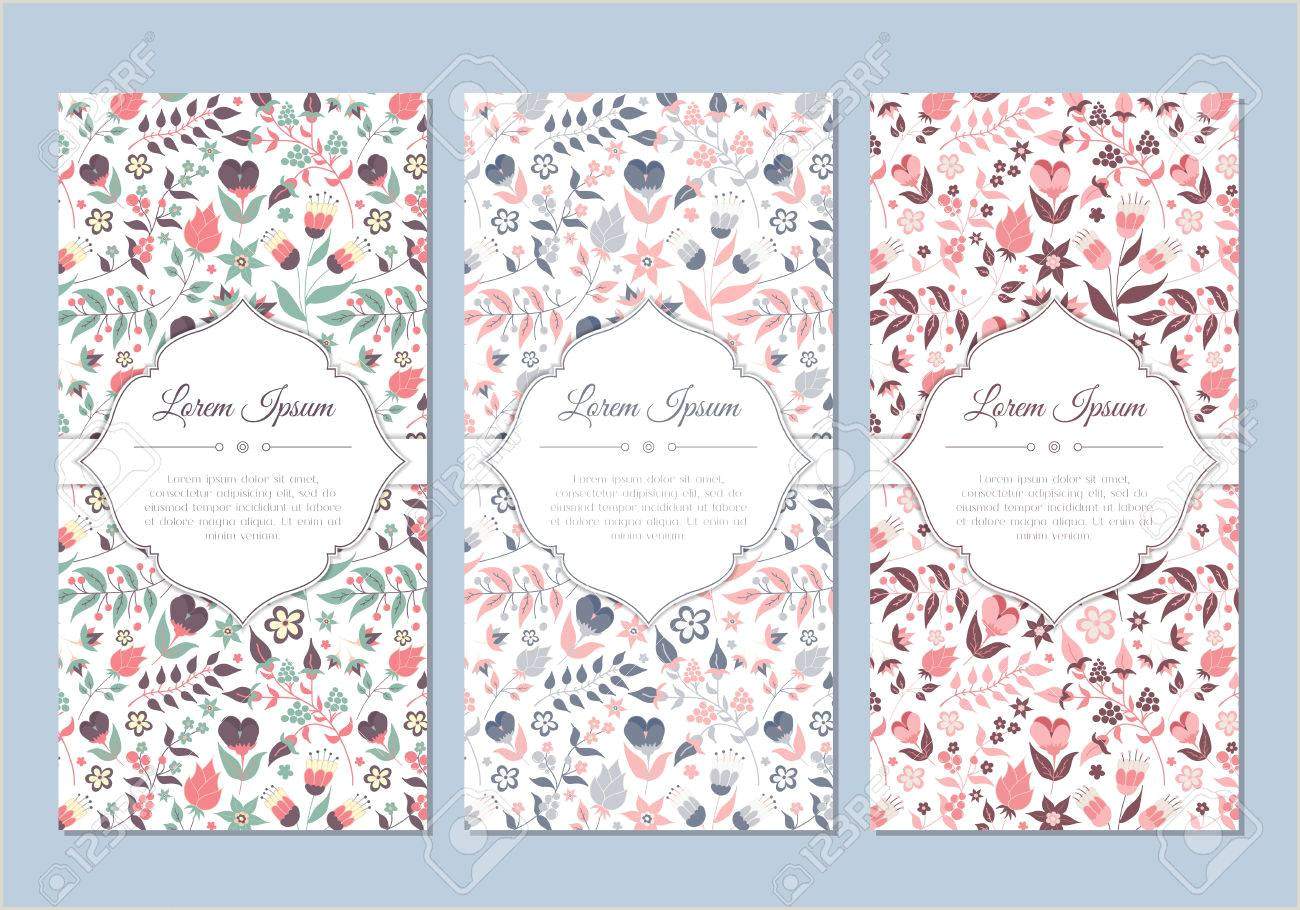 Baby Shower Tags Free Cute Vintage Doodle Floral Cards Set for Invitation Label Banner