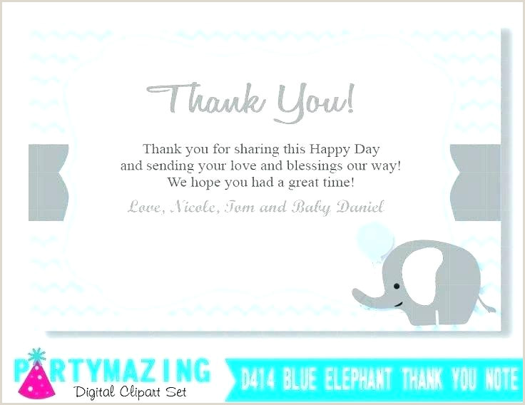 Baby Shower Thank You Sayings for Favors Baby Shower Thank You Note Samples Notes 9 8 Bridal