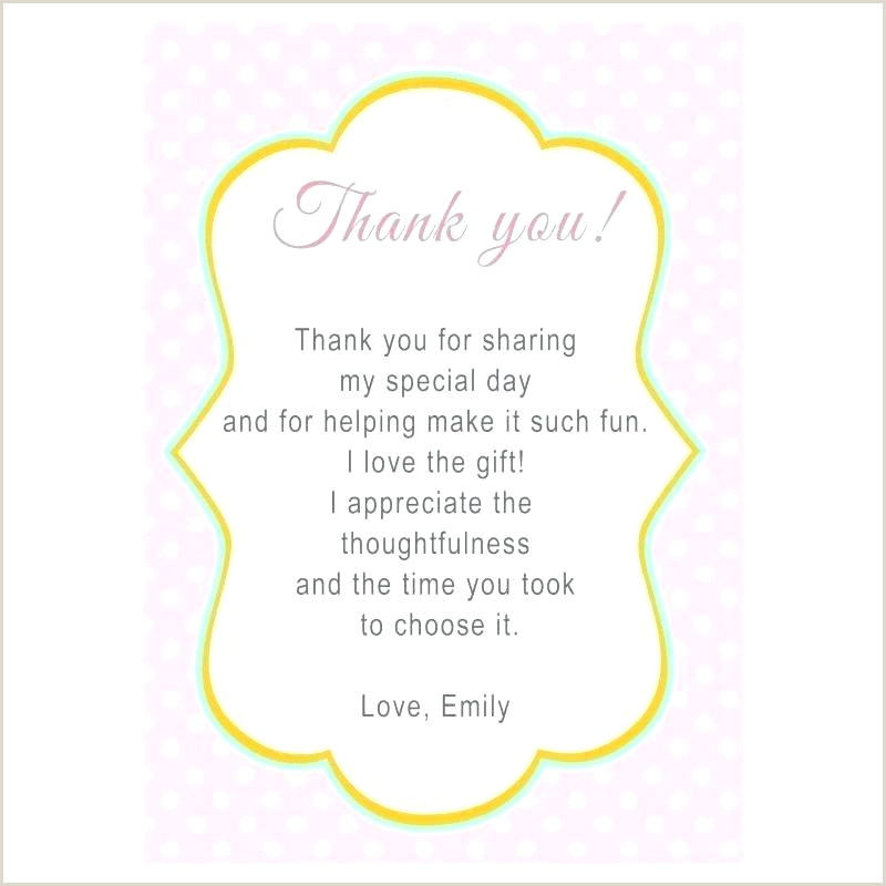 Baby Shower Thank You Sayings for Favors Baby Thank You Wording – Sayehsazan