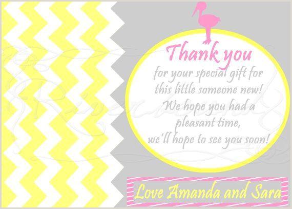 cutiebabes baby shower thank you card 08 babyshower