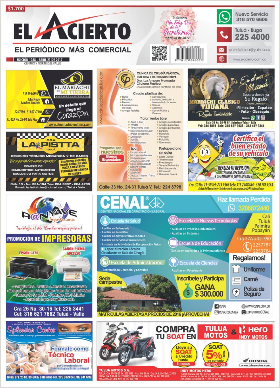 Bajar Hoja De Vida Minerva 1003 Tulua 1038 21 De Abril 2017 by El Acierto issuu