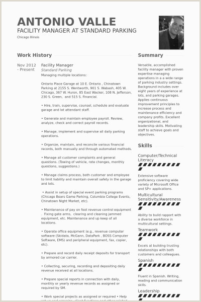 Awesome Bakery Manager Resume