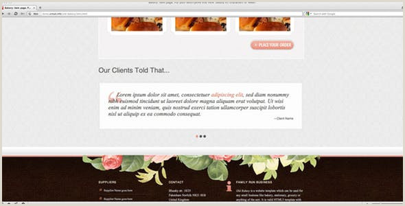 Rose HTML Website Templates from ThemeForest