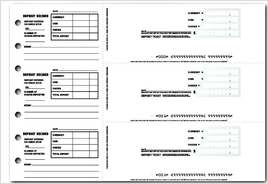 Bank Deposit Slips Template Free Cash Deposit Slip Template Payment Printable Wells Fargo