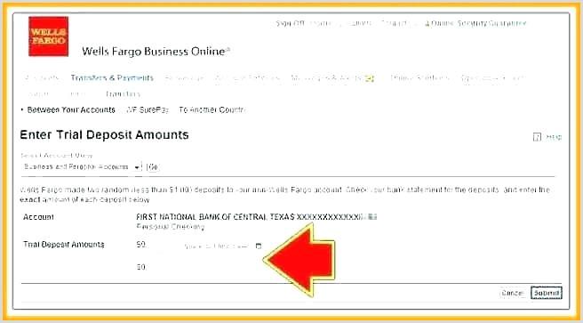 Checking Account Deposit Slip Template Withdrawal Material
