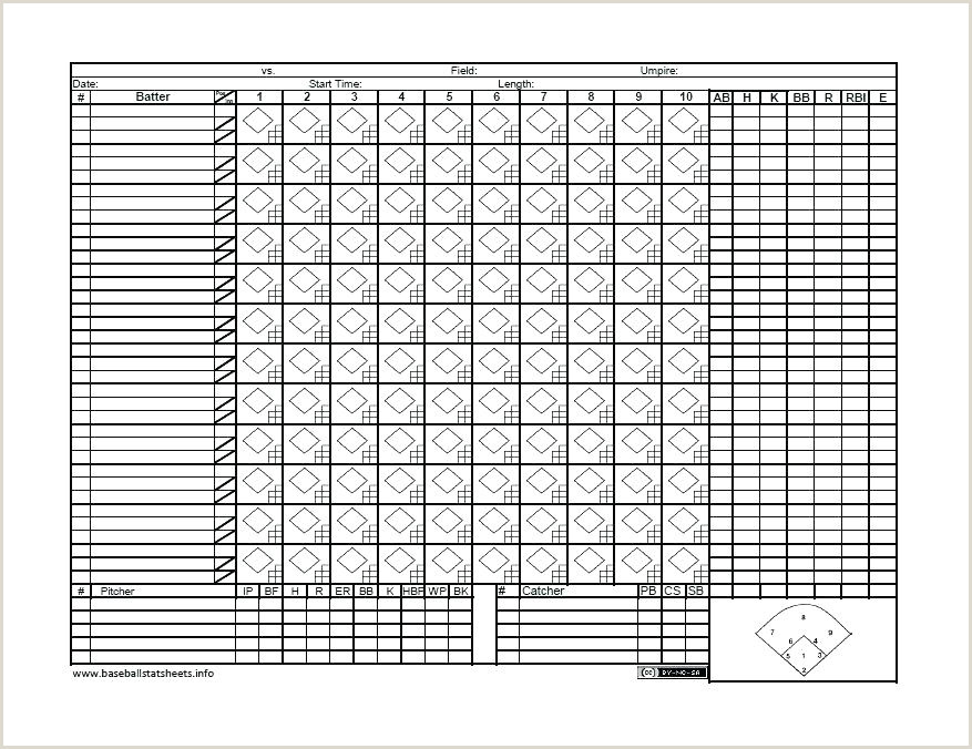 baseball field layout printable – lesquare