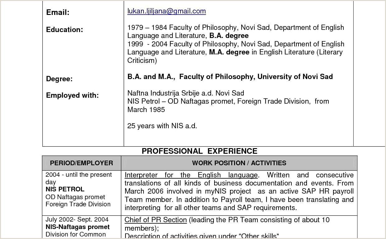Bca Fresher Resume Format Pdf A Resume Format For Fresher Resume Format Resume