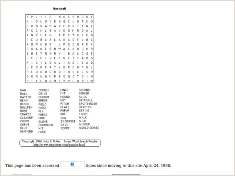 Bean Bag Baseball Score Sheet Baseball Worksheet for 4th 8th Grade