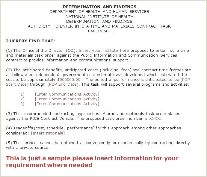 Electrical Subcontractor Contract Template