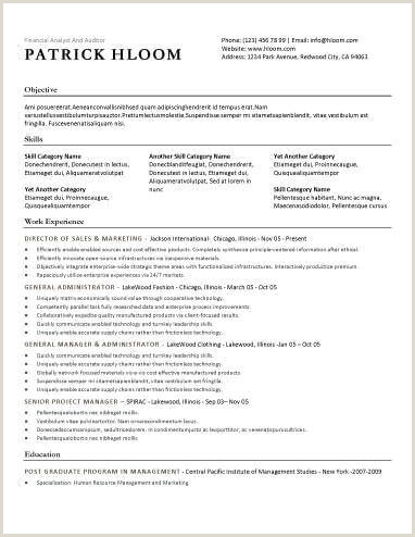 Economic Free Resume Template by Hloom d
