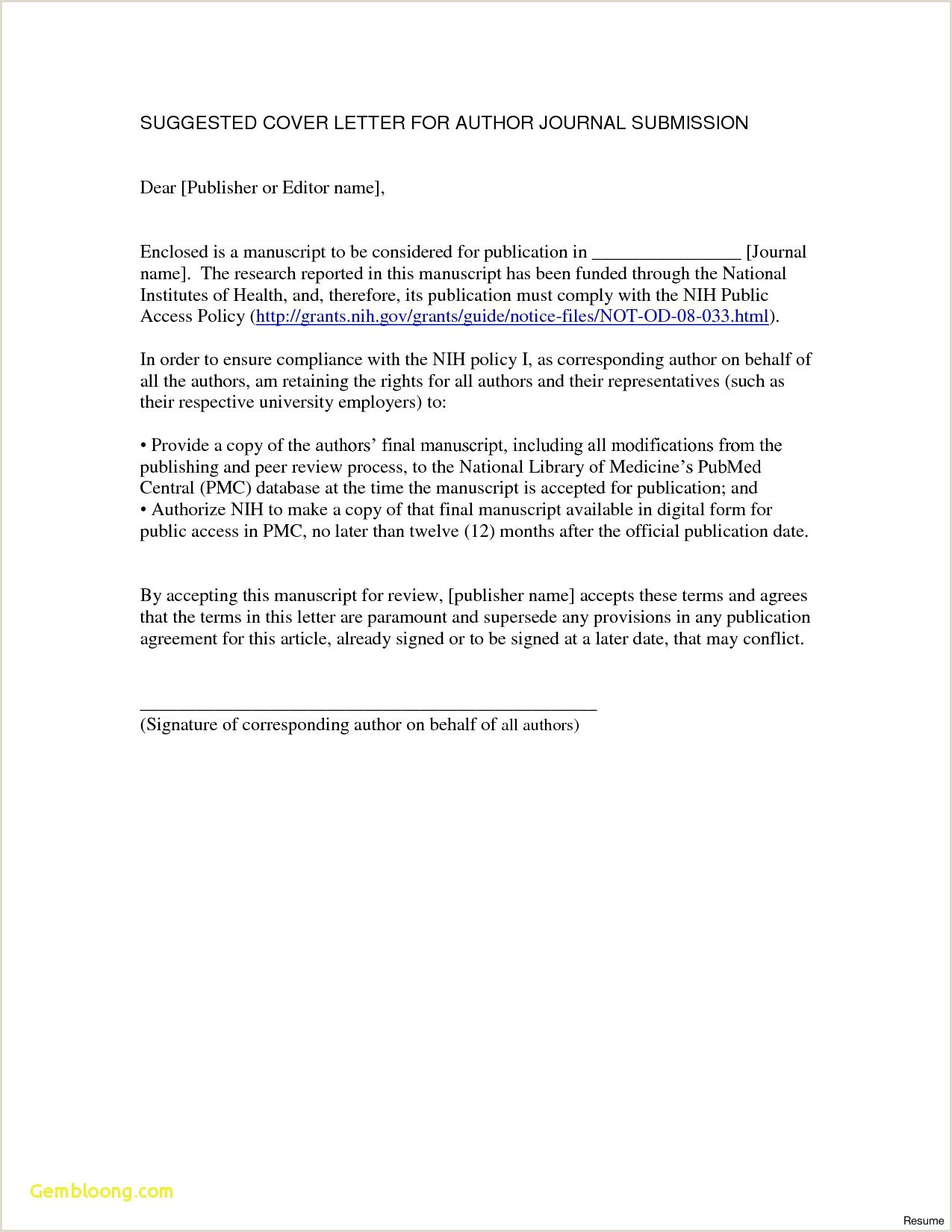 Microsoft Word Cover Letter Template Download Best